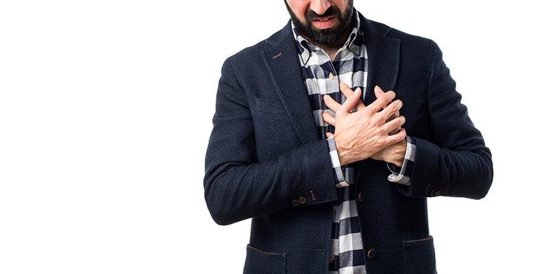 Quais são as causas de doenças no coração?