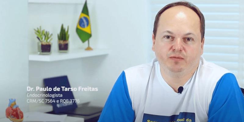 Hormônios essenciais o coração:  Dr. Paulo de Tarso Freita conta quais são