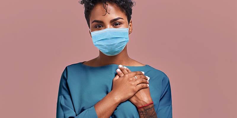 Efeitos da pandemia para ansiedade e saúde do coração